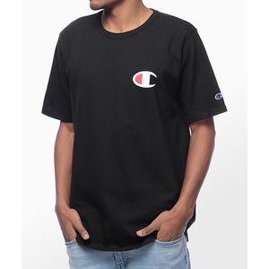 Champion Heritage Patriotic C Tee Shirt Sz XS NWT